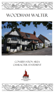Conservation area character statement