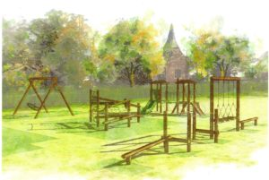 Sketch of Playground